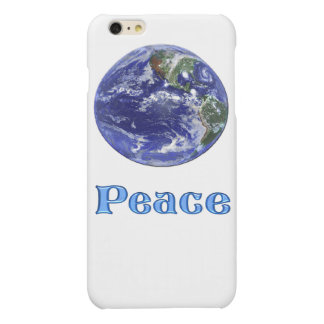 Peace on Earth Items Matte iPhone 6 Plus Case