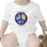 Peace on Earth...Midwife Special Baby Bodysuits