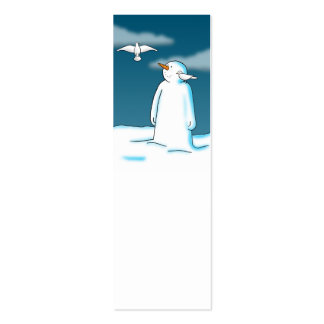 Peace On Earth Note or Gift Business Card