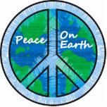 Peace on Earth Photo Cut Out