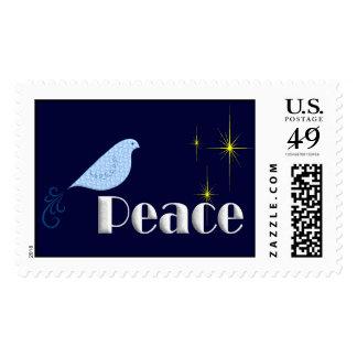 Peace On Earth Postage