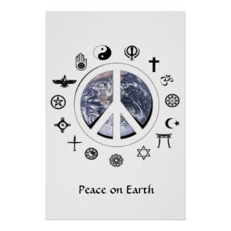 Peace on Earth Posters