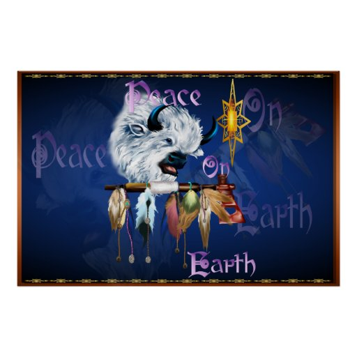 Peace On Earth-Posters