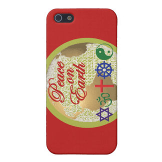 Peace on Earth Speck Case