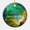 Peace on Earth - Tree of Life Wellness Ceramic Ornament (<em>$16.85</em>)