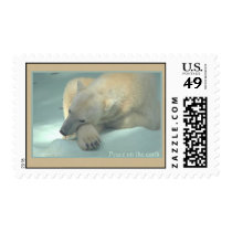 Peace on the earth - Polar Bear Postage