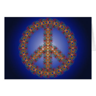 Peace on the Horizon Greeting Card