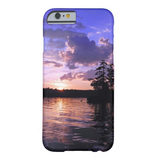Peace on the Land Tranquil Scenic Twilight iPhone 6 Case