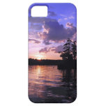 Peace on the Land Tranquil Scenic Twilight iPhone 5 Cases
