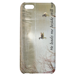 Peace on the Pond Case For iPhone 5C