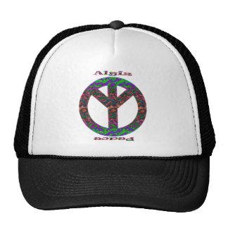 Peace or Algiz Hat