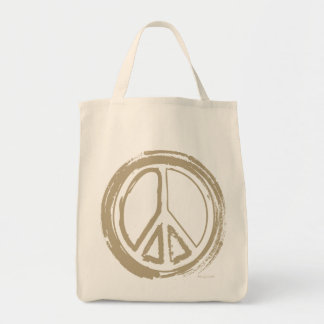 Peace Organic Tote bag