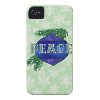 Peace Ornament iPhone 4 Covers