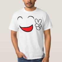 Peace Out Dude T-Shirt