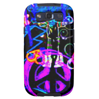 Peace Out Susie Samsung Galaxy S3 Cover