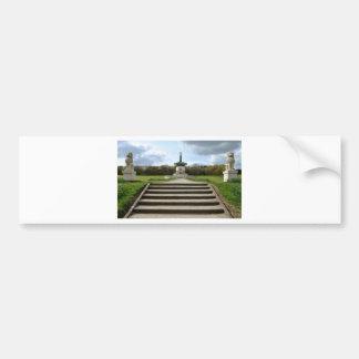 Peace Pagoda, Milton Keynes Bumper Sticker
