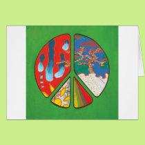 Peace-Paola Card
