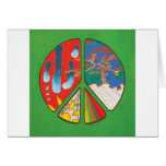 Peace-Paola Greeting Cards