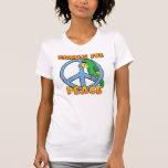 Peace Parrot T-Shirt