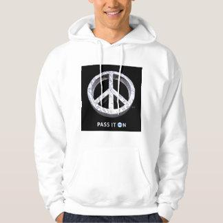 Peace: Pass It On Hoodie