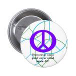 peace, peace, peace, peace, peace, There never ... Buttons