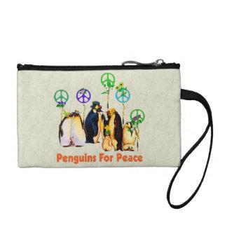 Peace Penguins Coin Wallet