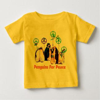 Peace Penguins T Shirts