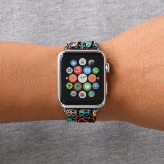Peace & People Power by Aleta Apple Watch Band