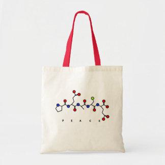 peace peptide bag