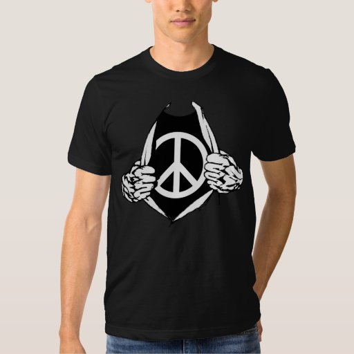 Peace person. tee shirts