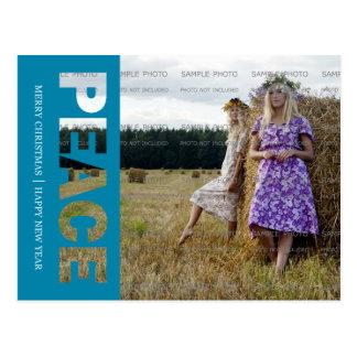 Peace Photo Postcard