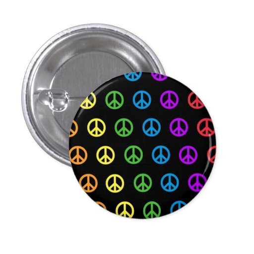 peace :] pins