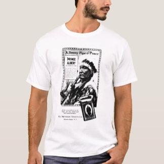 Peace Pipe Smoker T-Shirt