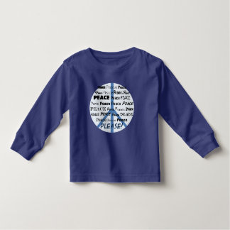 Peace Please Toddler T-shirt