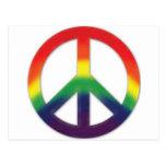 Peace! Post Card