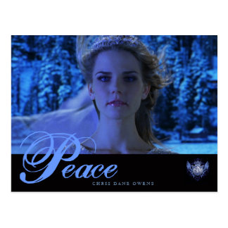 PEACE -Post Card