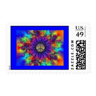 Peace Postage Stamp