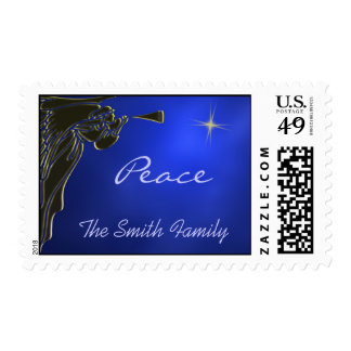 Peace ... postage stamp