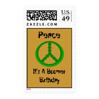 Peace - postage stamps