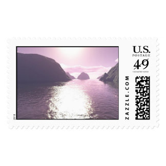 Peace Postage Stamps