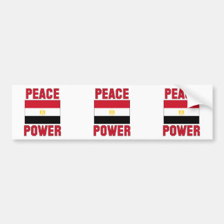 Peace Power Bumper Stickers