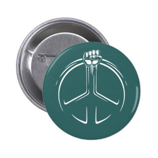 Peace Power! Pinback Button