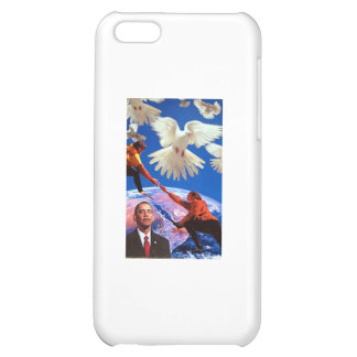 Peace President Cover For iPhone 5C