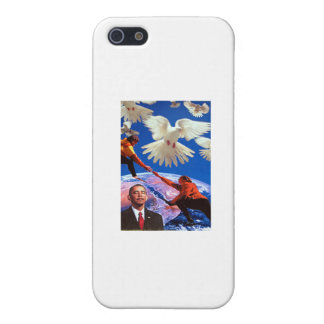 Peace President iPhone 5 Covers