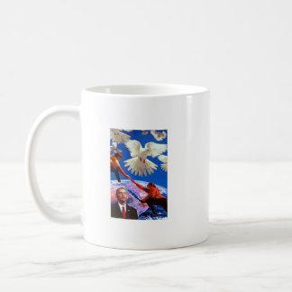 Peace President Classic White Coffee Mug