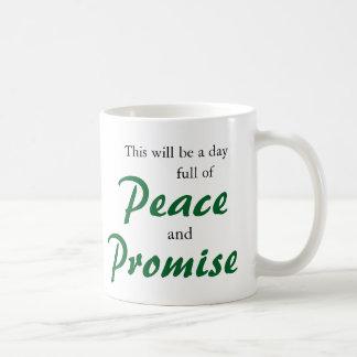 Peace & Promise Mug