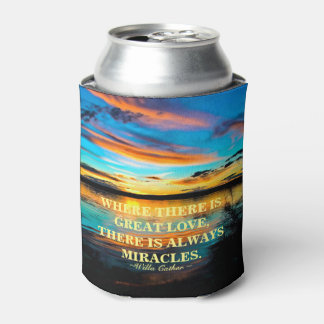 Peace & Quiet Can Cooler