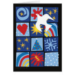 Peace Quilt Card