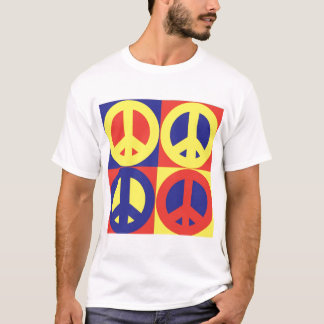 Peace Quilt - Men's Tee Shirt