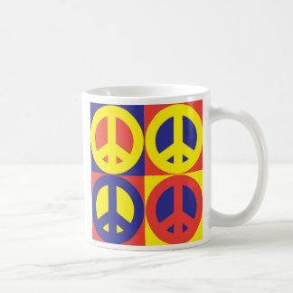 Peace Quilt Mug